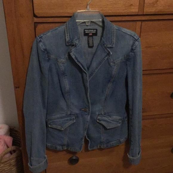 Polo Jeans Co. ladies denim jacket